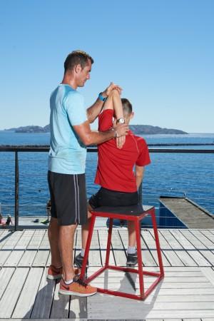 Formation Préparation physique en natation : Souplesse et mobilité du nageur (1 jour)