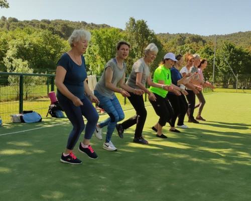 Ateliers danse pour personnes âgées