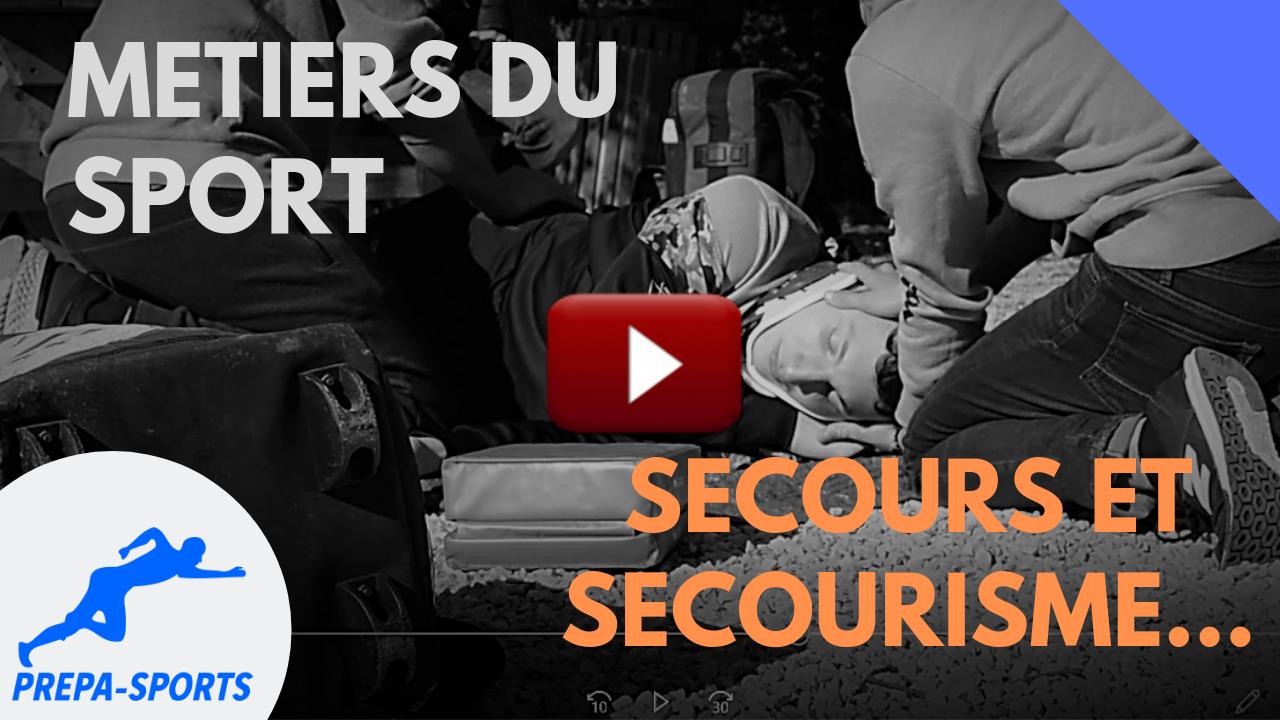 Secourisme PSC1 PSE1 PREPA-SPORTS