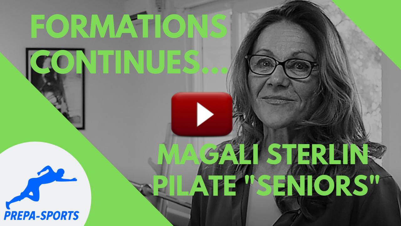 Pilates Sénior PREPA-SPORTS